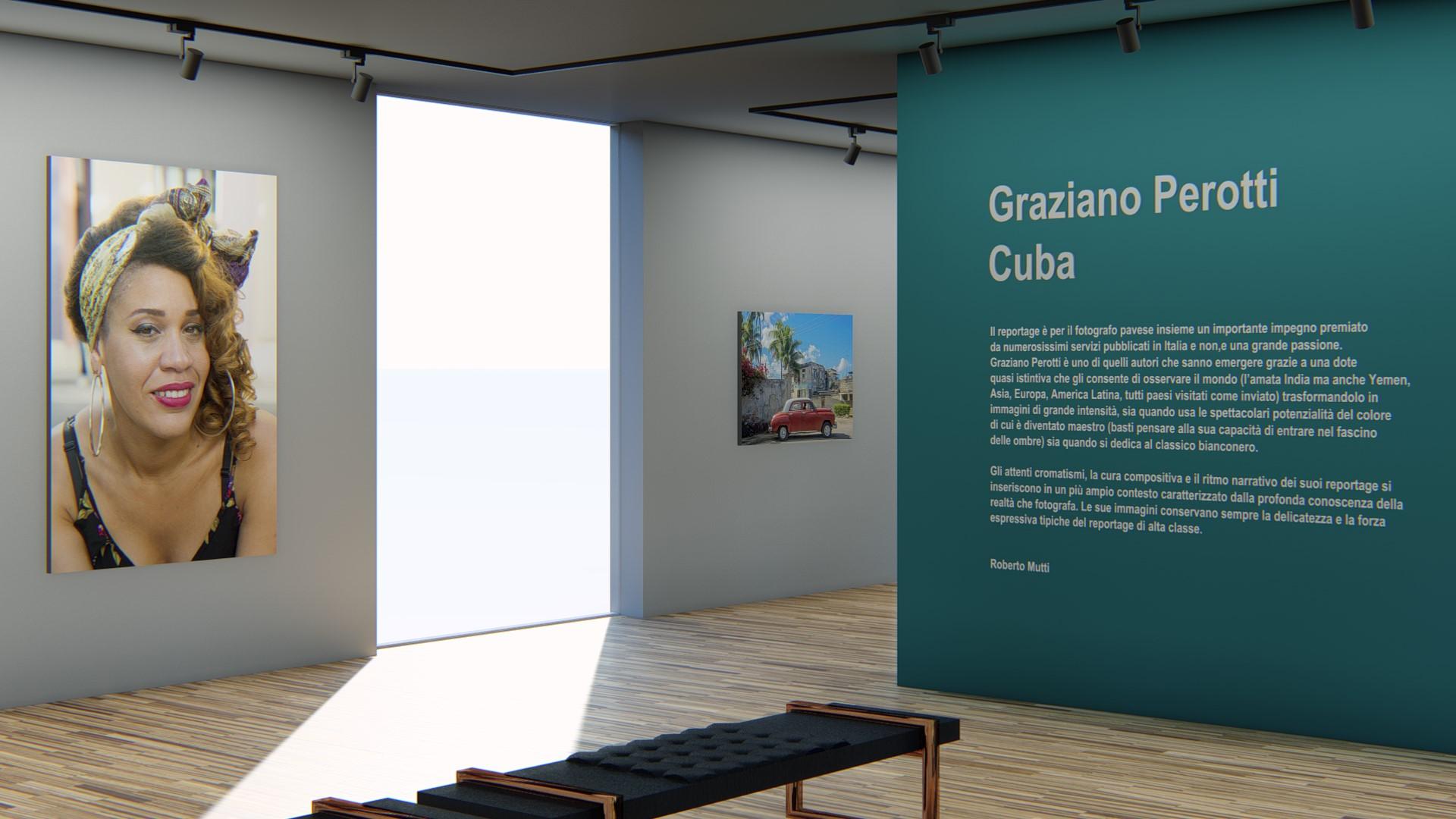 Graziano Perotti Cuba