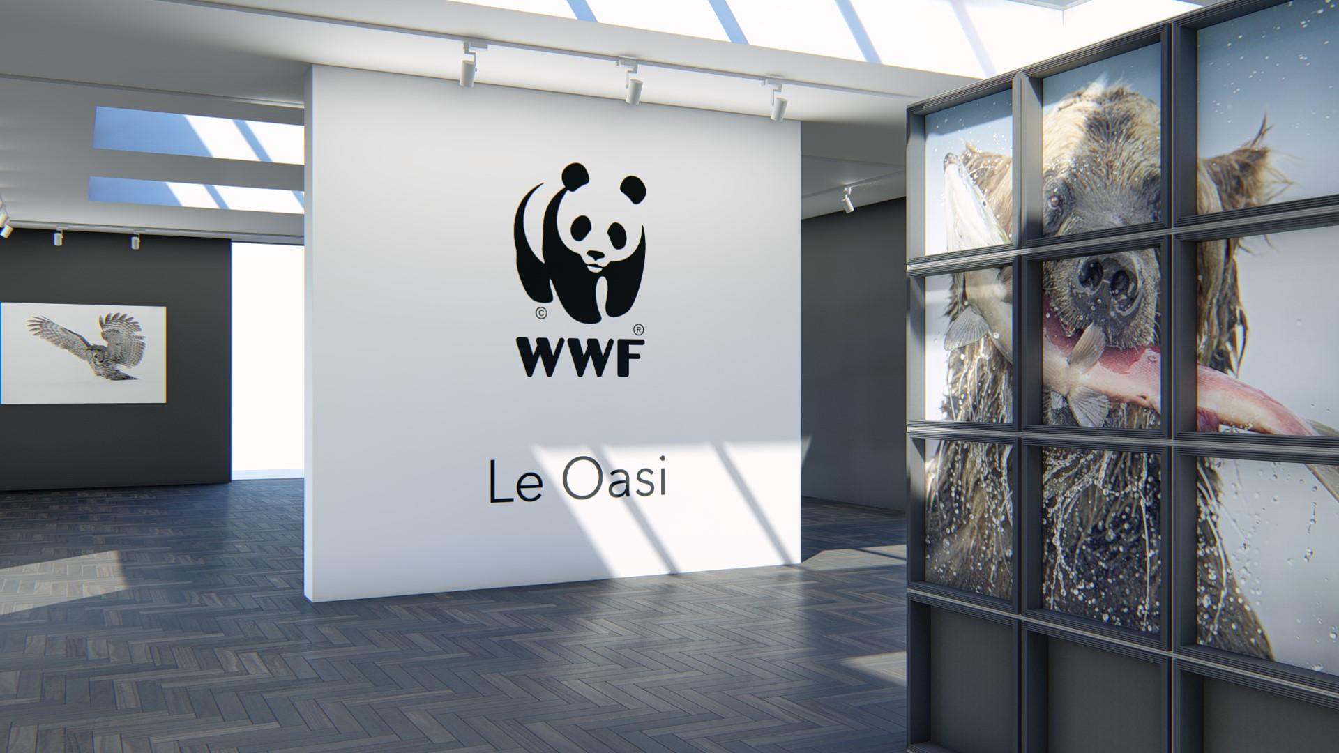 WWF Le Oasi Fotografie di Milo Ramella